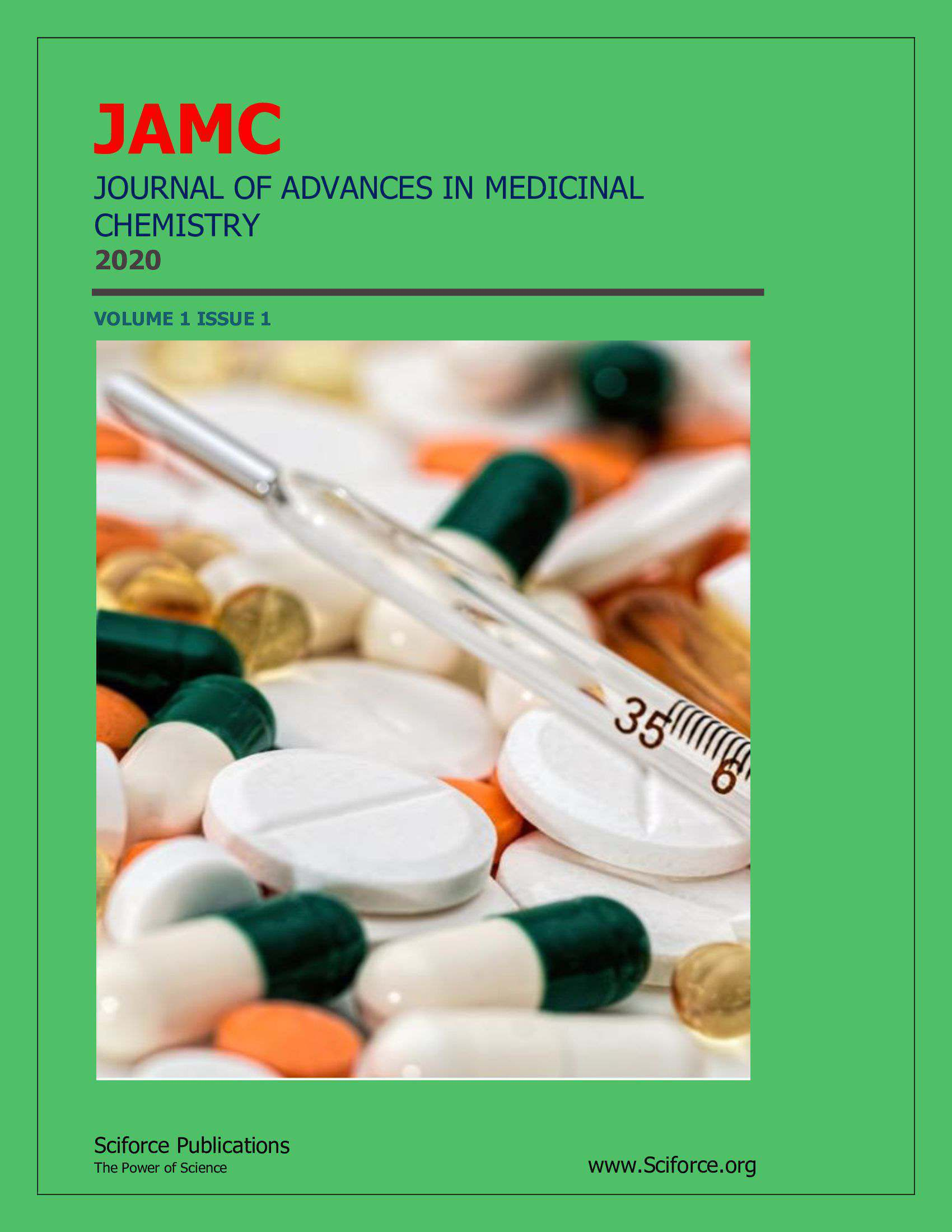 Journal of Advances in Medicinal Chemistry