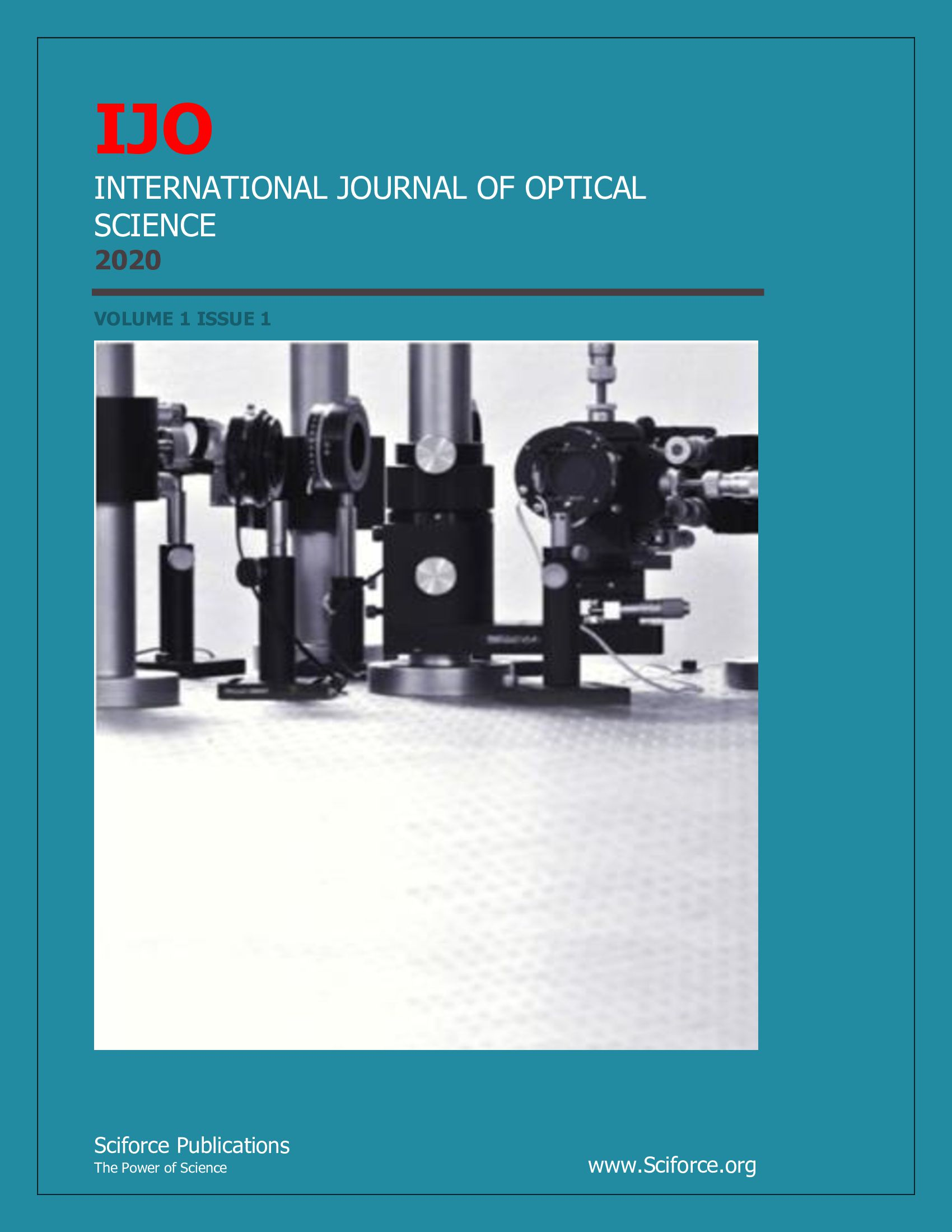 International Journal of Optical Science