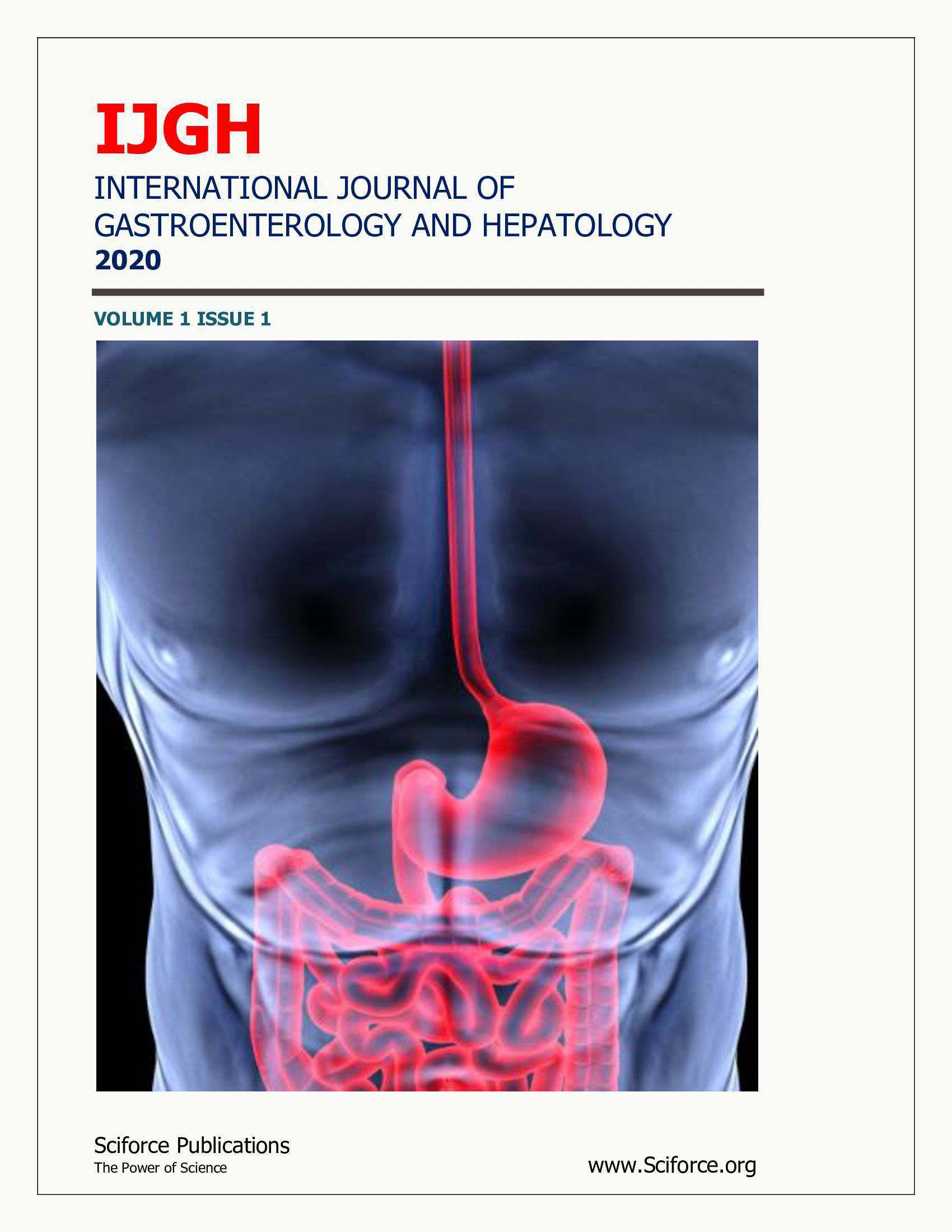 Journal of Gastroenterology Research and Liver Diseases