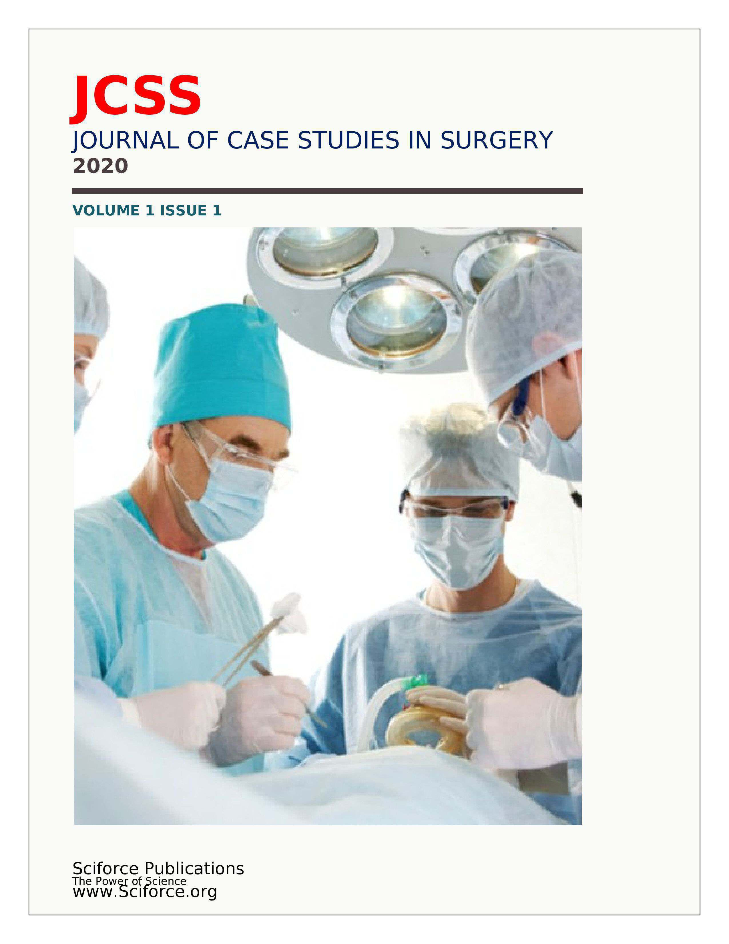 Journal of Case Studies in Surgery