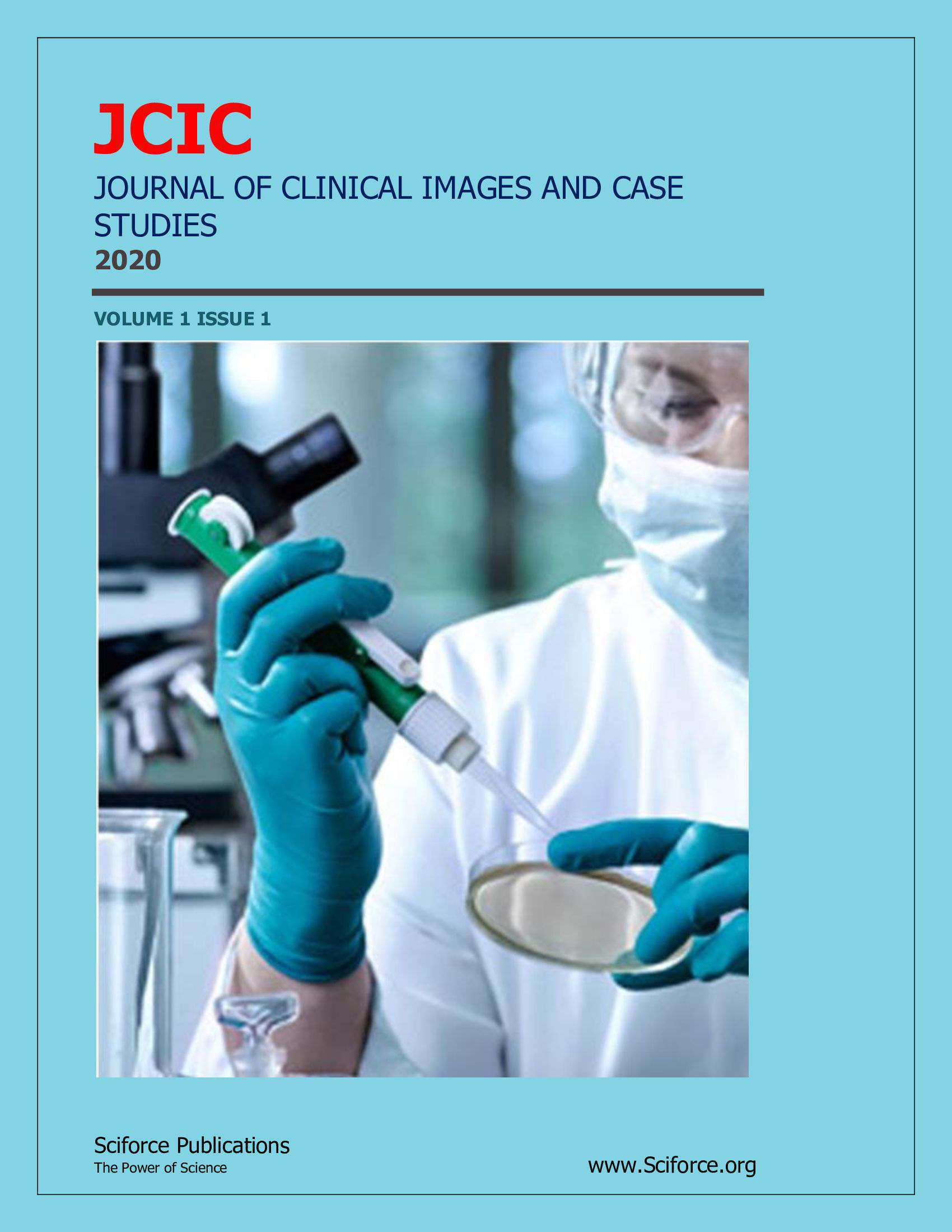 Journal of Clinical Images and Case Studies