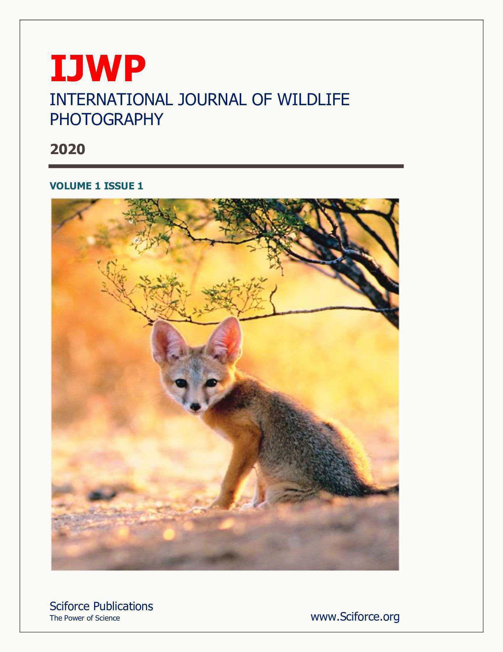 International Journal of Wildlife Photography
