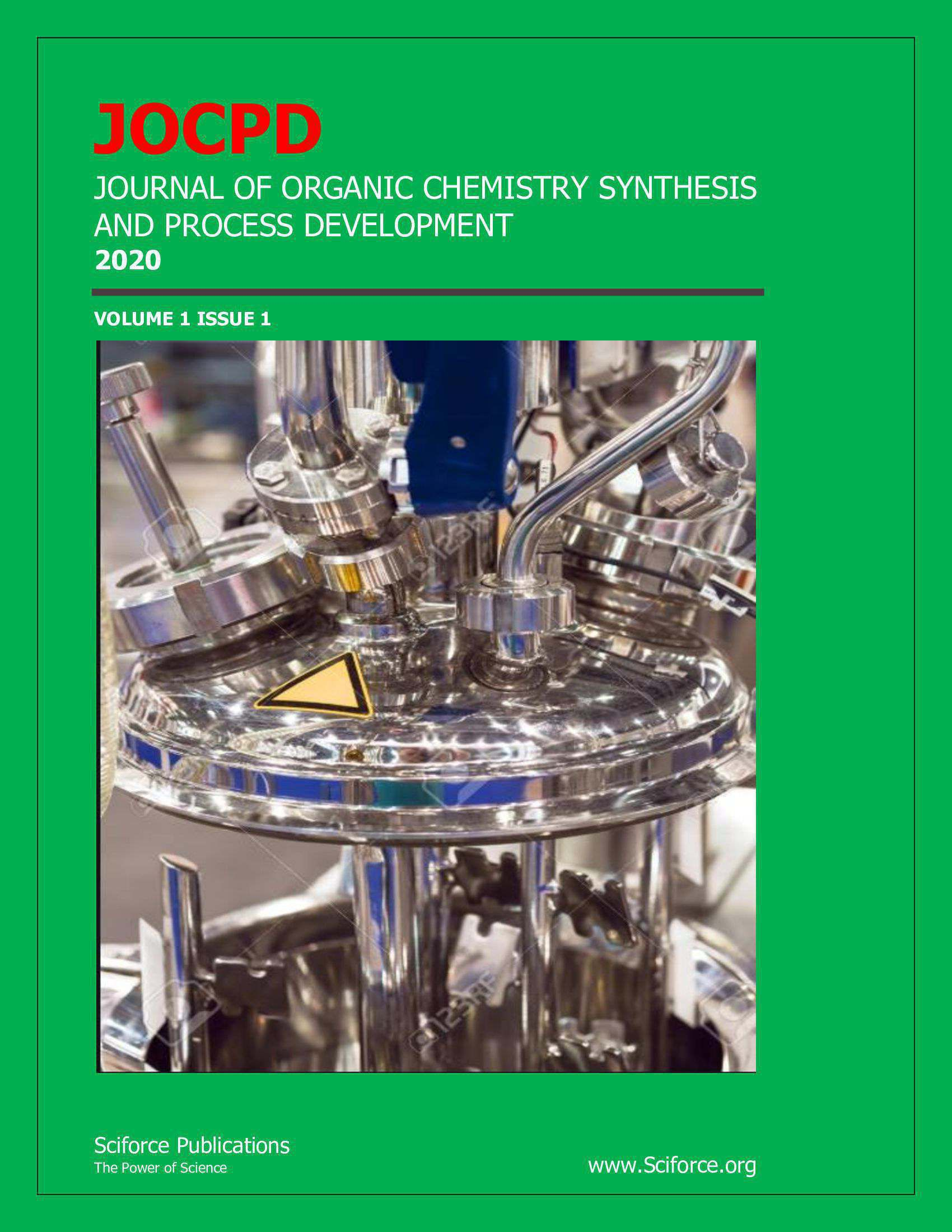 Journal of Organic Chemistry Synthesis and Process Development