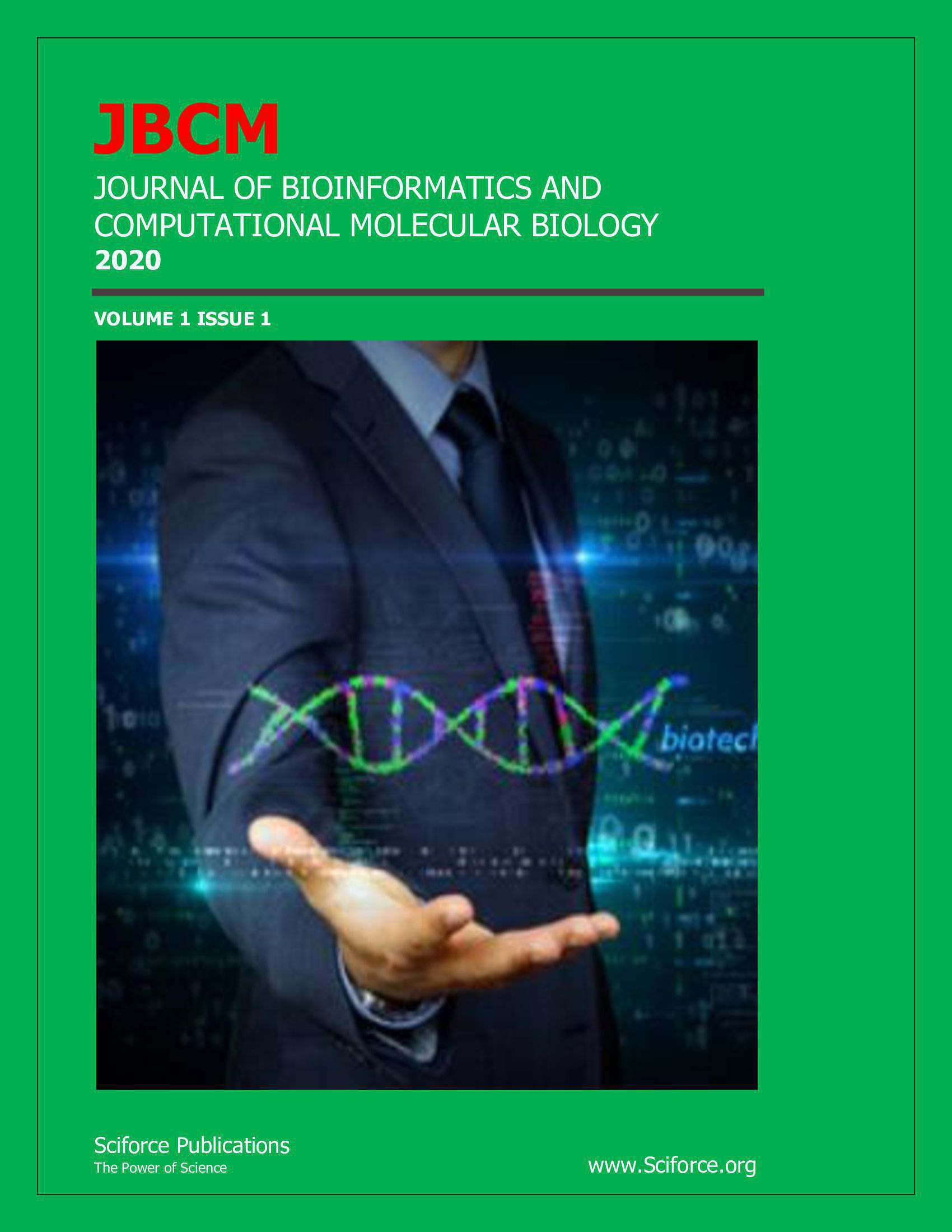 Journal of Bioinformatics and Computational Molecularbiology