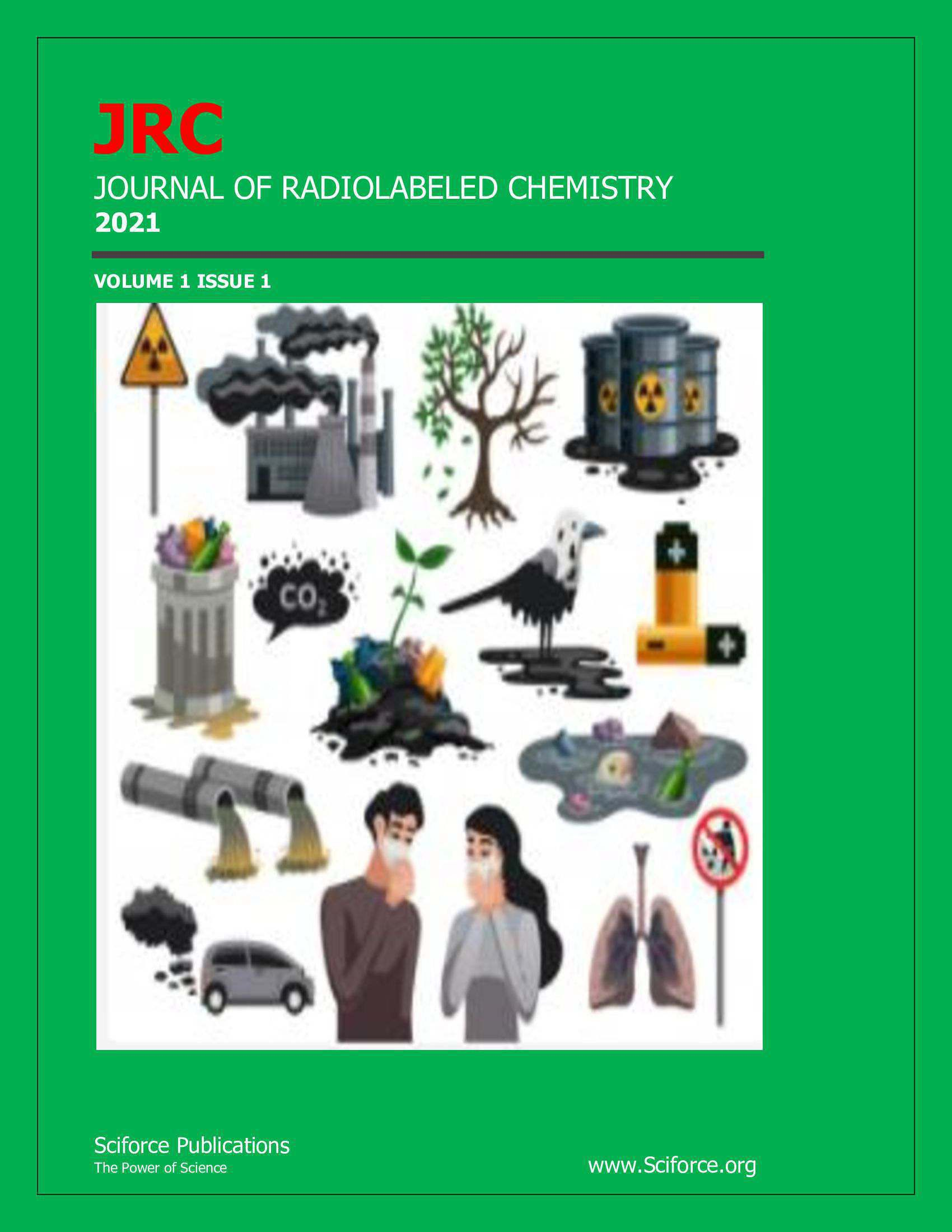 Journal of Radiolabeled Chemistry