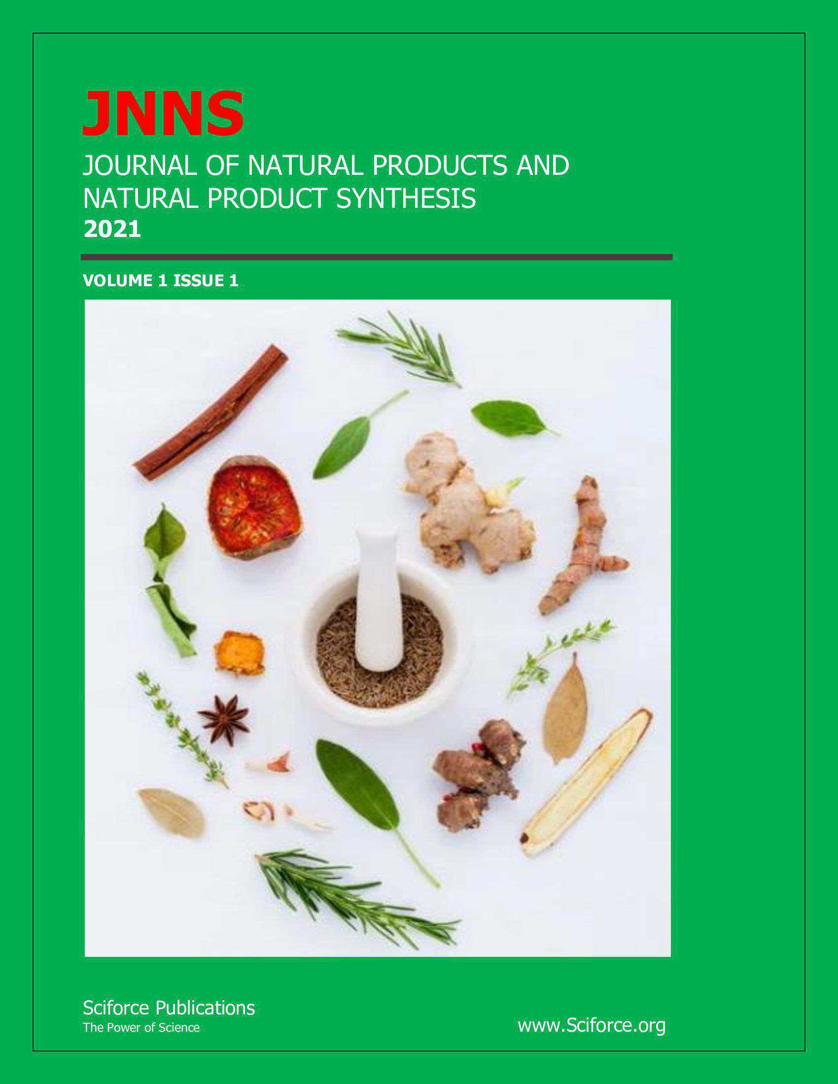 Journal of Natural Products and Natural Product Synthesis