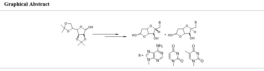 Revisit: palladium(II) promoted stereoselective synthesis of N-homobicyclic dideoxynucleoside analogues as potent antiviral agents
